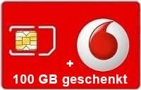 Kostenlose Vodafone SIM-Karte
