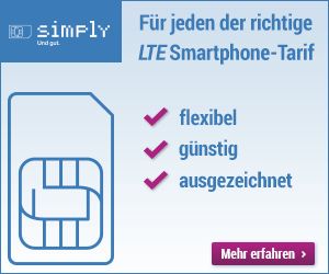 simply Prepaid SIM Karte kostenlos bestellen