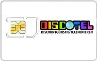 kostenlose discotel SIM Karte