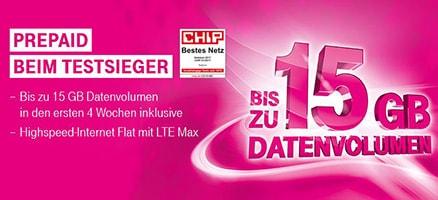 Telekom Prepaid Aktion