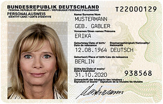 SIM Karte aktivieren / Personalausweis