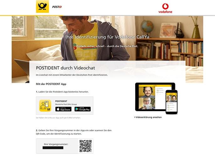 Vodafone Sim Karte Aktivieren.Vodafone Callya Sim Karte Registrieren Aktivieren So Funktioniert S